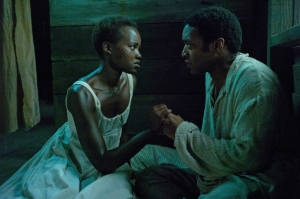 12 Years A Slave Directed by Steve McQueen Starring: Chiwetel Ejiofor, Michael Fassbender, Lupita Nyong'o, Benedict Cumberbatch