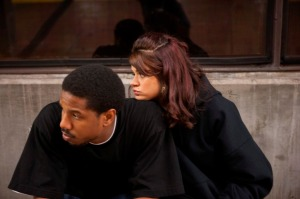 Fruitvale Station Directed by Ryan Coogler Starring; Michael B. Jordan, Octavia Spencer, Melonie Diaz