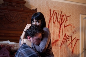 You're Next Directed by Adam Wingard Starring: Sharni Vinson, Joe Swanberg, AJ Bowen