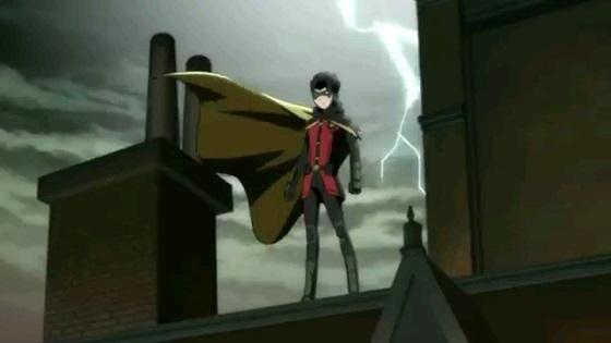 S of batman