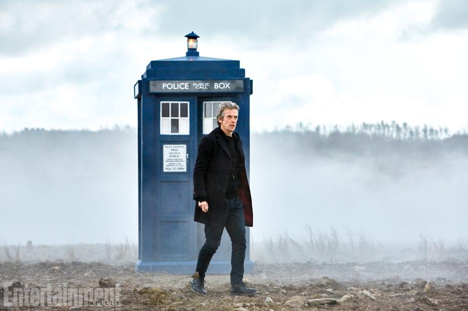 DoctorWho Peter Capaldi