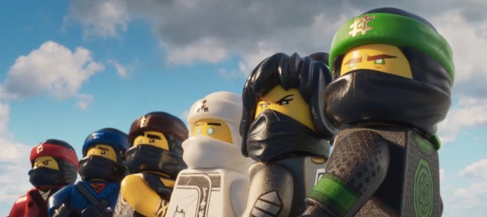 Review: The Lego Ninjago Movie – the people's critic